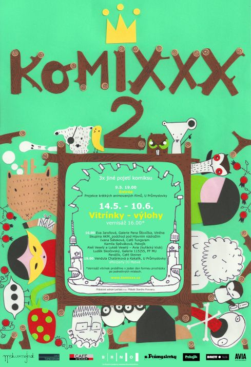 KOMIXXX 2